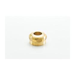 PASCO 1322 Lavatory Coupling Nut, 1/2 x 7/16 in, Brass