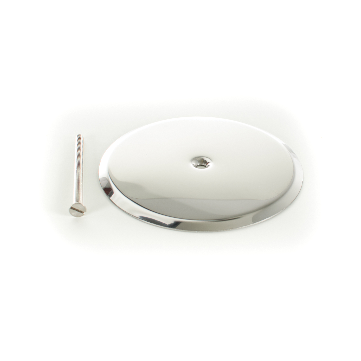 """PASCO 1843 6"""" SS COVER WITH BOLT (C90016)"""
