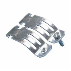 Caddy® RIGD0075EG 1-Piece Strut Clamp, 3/4 in Conduit, 600 lb Load, 1.05 in OD, Steel