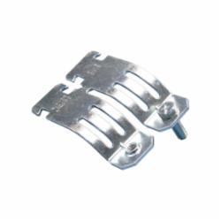 Caddy® RIGD0200EG 1-Piece Strut Clamp, 2 in Conduit, 800 lb Load, 2-3/8 in OD, Steel