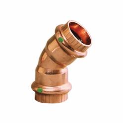 ProPress® 77028 45 deg Pipe Elbow, 1 in, Press