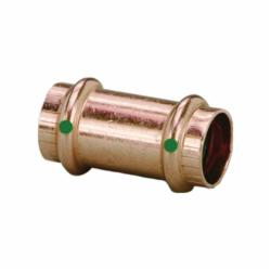 ProPress® 78192 Pipe Coupling Without Stop, 1-1/2 in, Press