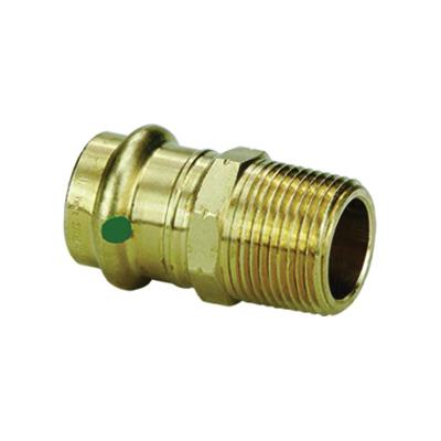 ProPress® 79230 Pipe Adapter, 3/4 in, Press x MNPT