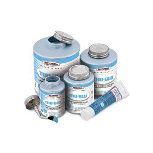 RectorSeal® Tru-Blu™ 31431 Vibration Resistant Pipe Thread Sealant, 1 pt Can, Paste, Blue, 1.38