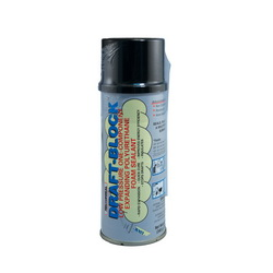 RectorSeal® Draft-Block™ 96500 Expanding Polyurethane Foam, 12 oz Aerosol Can, 1.1
