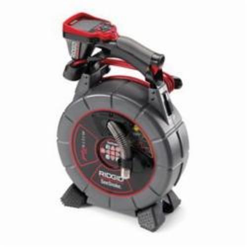 RIDGID® SeeSnake® microReel 40798 Video Inspection System, 1-1/2 to 5 in Pipe
