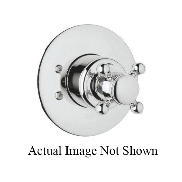 Rohl® A2700NLMAPCTO Country Bath 3-Way 4-Port Diverter Trim, Polished Chrome