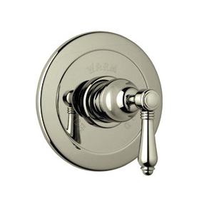 Rohl® A6400LP-STN Italian Country Bath Valve Trim, Satin Nickel