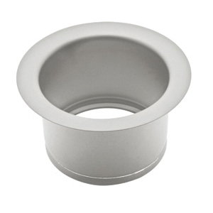Rohl® ISE10082-SS Extended Disposal Flange, For Use With Allia and Shaws Original 3-1/2 in Drain Sink, Stainless Steel