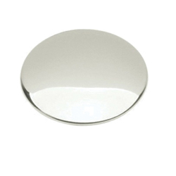 Rohl® SHC-1-PN Sink Hole Cover, 2 in Dia, Brass, Polished Nickel