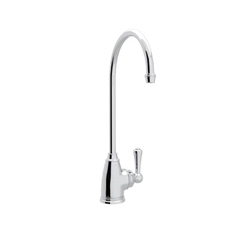 Rohl® U.1625L-APC-2 Perrin & Rowe® Traditional Filter Faucet, 0.5 gpm, 1 Handle, Polished Chrome