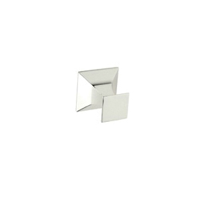 Rohl® VIN79-PN Vincent Robe Hook, 1 Hook, 1-37/64 in OAW x 1-33/64 in OAD, Solid Die Cast Metal