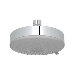 Rohl® WI0195-APC Spa Shower Dinamic Multi-Function Shower Head, 2 gpm, 3 Sprays, 5-33/64 in Dia x 1-19/32 in H Head