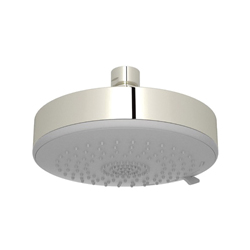 Rohl® WI0195-PN Spa Shower Dinamic Multi-Function Shower Head, 2 gpm, 3 Sprays, 5-33/64 in Dia x 1-19/32 in H Head