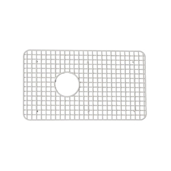 Rohl® WSG6307-SS Wire Sink Grid, 26-1/4 in L x 15-1/4 in W x 1-3/8 in H, Stainless Steel