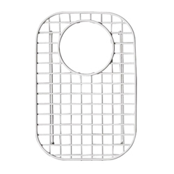 Rohl® WSG6327SM-SS Wire Sink Grid, 14-7/16 in L x 9-9/16 in W x 1-3/8 in H, Stainless Steel