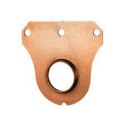 Sioux Chief Square O Strap™ Solder Strap™ 505-29 Tube Strap, 1/2 in CTS Hole, Domestic