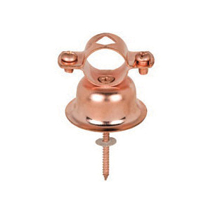 Sioux Chief 508-3PK Overhead Bell Hanger, 3/4 in CTS Pipe, Steel, Copper Plated