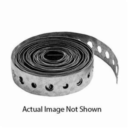 Tomahawk 554-100 Hanger Strap, 1/8 in Dia Hole, 100 ft Coil L x 3/4 in W