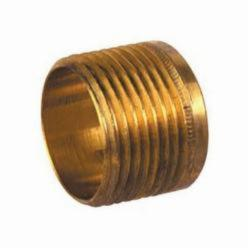 Sioux Chief 614-2 Full-Slip Straight Adapter, 1/2 in, Female C x MNPT, Brass, Domestic