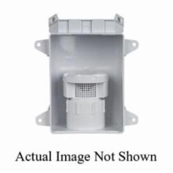 Sioux Chief TurboVent™ 696-11A Air Admittance Valve With Adapter, 1-1/2 in, Thread x Hub, 13 psi, ABS Body, Domestic