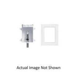 Tomahawk OxBox™ 696-G1000WR Ice Maker Outlet Box, 1/2 in PEX F1960 Grip, F1960, ABS, Domestic