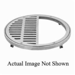 Sioux Chief FatMax™ 860-RGS2 Ring and Open-Half Strainer, 1/2 in Nominal, Stainless Steel, Domestic