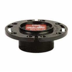 Sioux Chief TKO™ 883-AT Closet Flange, 4 in ID x 6.94 in OD, ABS, Domestic