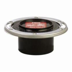 Sioux Chief TKO™ 884-ATM Closet Flange, 4 in ID x 7.13 in OD, ABS, Domestic