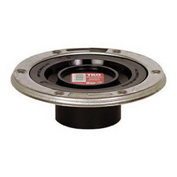 Sioux Chief TKO™ 888-ATM Closet Flange With Swivel Ring, 3 in Inside Fit, ABS, Domestic
