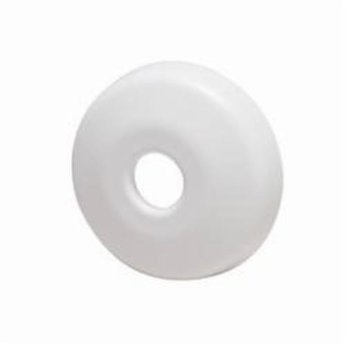 Tomahawk TrimTite™ 920-3W Shallow Escutcheon, 2-1/2 in OD, Polyethylene, White, Domestic