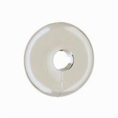Sioux Chief SnapOne™ 926-4 Floor/Ceiling Plate, 3 in OD, ABS, Chrome Plated, Domestic