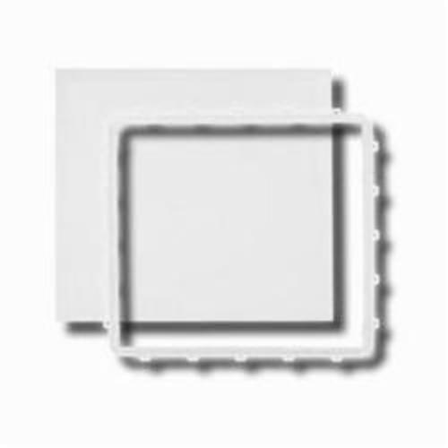 Tomahawk Over/Under™ 970-214S Access Panel, 16-5/8 in L x 16-5/8 in W x 3/4 in THK, ABS, White