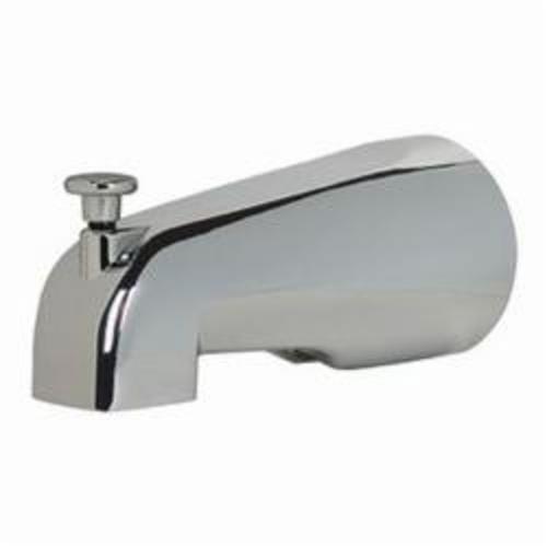 Sioux Chief SmartSpout™ 972-36SN Shower Diverter Tub Spout, Copper, Satin Nickel