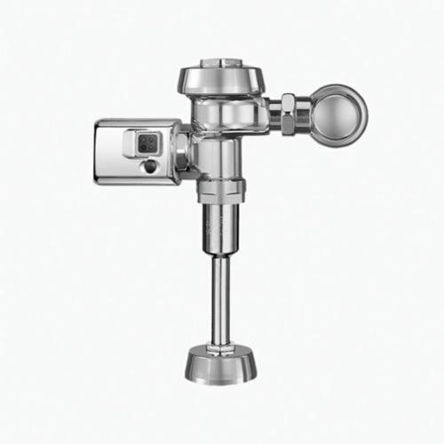 Sloan® Royal® 3912654 ROYAL 186 SMO Single Flush Sensor Exposed Flushometer, Battery, 0.125 gpf, 3/4 in IPS Inlet, 3/4 in Spud, 15 to 100 psi, Polished Chrome, Domestic