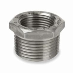 Smith-Cooper® S3114HB014012 Hex Head Pipe Bushing, 1-1/2 x 1-1/4 in, FNPT, 150 lb, 304 Stainless Steel
