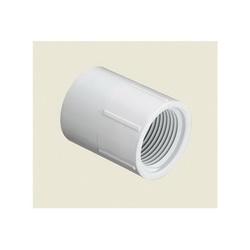 Spears® 435-010 Standard Pipe Adapter, 1 in, Socket x FNPT, SCH 40/STD, PVC, Domestic