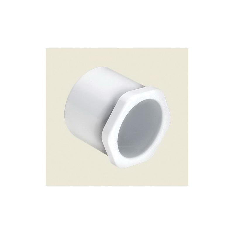 Spears® 437-131 Pipe Bushing, 1 x 3/4 in, Spigot x Socket, SCH 40/STD, PVC, Domestic