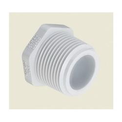 Spears® 450-010 Pipe Plug, 1 in, MNPT, SCH 40/STD, PVC, Domestic