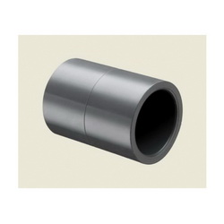 Spears® 829-010 Standard Pipe Coupling, 1 in, Socket, SCH 80/XH, PVC, Domestic