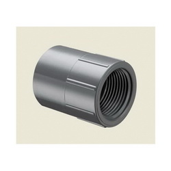 Spears® 835-010 Standard Pipe Adapter, 1 in, Socket x FNPT, SCH 80/XH, PVC, Domestic