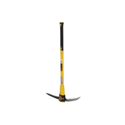 Seymour® STRUCTRON® 85541 Structron Pick Mattock, 5 lb, 35-3/4 in OAL, Fiberglass Handle