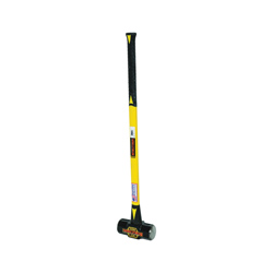 Seymour® STRUCTRON® SH-8FG Sledge Hammer, 35 in OAL, 8 lb, Fiberglass Handle