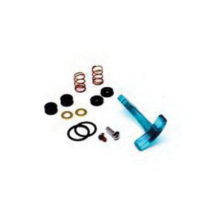 T & S B-1255 Replacement Glass Filler Repair Kit, For Use With Retro Old-Style T and S Glass Filler