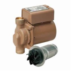 Taco® 006-BC4 6 Series Single Phase Cartridge Circulator Pump, 0 to 11 gpm, 1/2 in C Inlet, 115 VAC