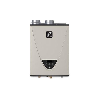 Takagi TH3SDVNG H3S Tankless Water Heater, Natural Gas Fuel, 180000 Btu/hr Heating, Indoor/Outdoor: Indoor, Condensing/Non Condensing: Condensing, 8 gpm, 4 in Power Direct Vent, 0.95, Commercial/Residential/Dual: Dual, Ultra Low NOx: Yes