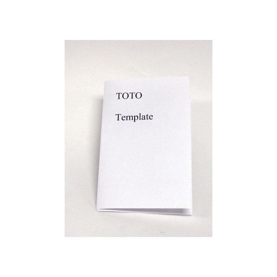 Consolidated Supply Co. | Toto® 0GU110 Template, For Use With ...