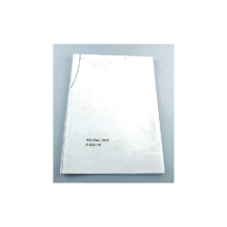 Toto® 0GU116 Template, For Use With Supreme® LT501, LT511, LT511G Self-Rimming Lavatory