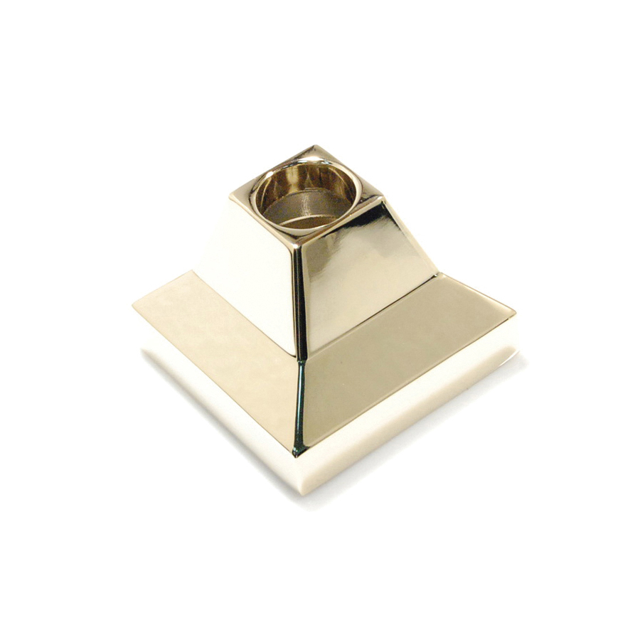 Toto® 1FU4140B Canopy, For Use With Lloyd™ PVD Polished Brass Faucet, PVD Polished Brass
