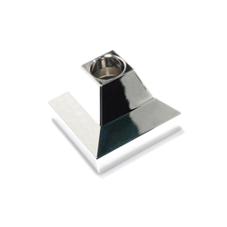 Toto® 1FU4140C Canopy, For Use With Lloyd™ Chrome Plated Faucet, Polished Chrome